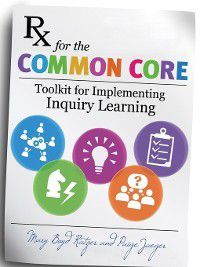 RX for the Common Core, Paige Jaeger, Mary Ratzer