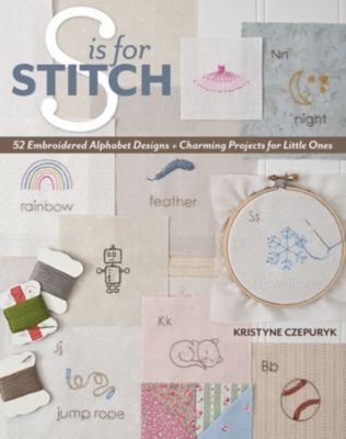 S is for Stitch, Kristyne Czepuryk