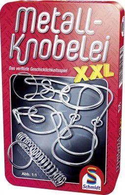 S.S.F. Metall Knobelei XXL, ab 1 Spieler, ab 7 Jahren