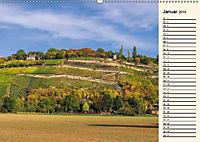 Saale-Unstrut - Region aus Wein und Stein (Wandkalender 2019 DIN A2 quer) - Produktdetailbild 1