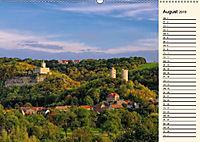 Saale-Unstrut - Region aus Wein und Stein (Wandkalender 2019 DIN A2 quer) - Produktdetailbild 8