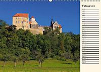 Saale-Unstrut - Region aus Wein und Stein (Wandkalender 2019 DIN A2 quer) - Produktdetailbild 2
