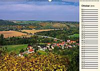 Saale-Unstrut - Region aus Wein und Stein (Wandkalender 2019 DIN A2 quer) - Produktdetailbild 10