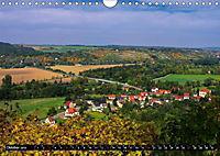 Saale-Unstrut - Region aus Wein und Stein (Wandkalender 2019 DIN A4 quer) - Produktdetailbild 10