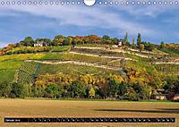 Saale-Unstrut - Region aus Wein und Stein (Wandkalender 2019 DIN A4 quer) - Produktdetailbild 1