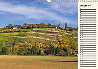 Saale-Unstrut - Region aus Wein und Stein (Wandkalender 2019 DIN A3 quer) - Produktdetailbild 1