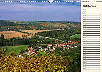 Saale-Unstrut - Region aus Wein und Stein (Wandkalender 2019 DIN A3 quer) - Produktdetailbild 10