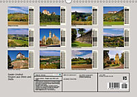 Saale-Unstrut - Region aus Wein und Stein (Wandkalender 2019 DIN A3 quer) - Produktdetailbild 13