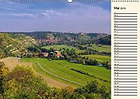Saale-Unstrut - Region aus Wein und Stein (Wandkalender 2019 DIN A2 quer) - Produktdetailbild 5