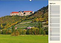 Saale-Unstrut - Region aus Wein und Stein (Wandkalender 2019 DIN A2 quer) - Produktdetailbild 4