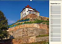 Saale-Unstrut - Region aus Wein und Stein (Wandkalender 2019 DIN A2 quer) - Produktdetailbild 9