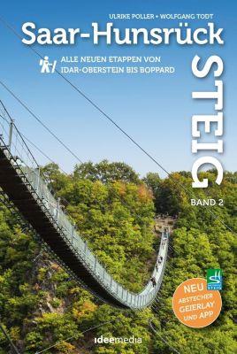 Saar-Hunsrück-Steig Premium-Wandern, mit Faltkarte