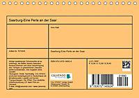 Saarburg - Eine Perle an der Saar (Tischkalender 2019 DIN A5 quer) - Produktdetailbild 13