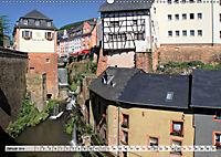 Saarburg - Eine Perle an der Saar (Wandkalender 2019 DIN A2 quer) - Produktdetailbild 1