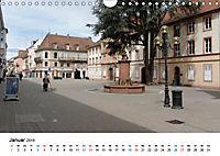 Saargemünd - Grenzstadt mit Charme (Wandkalender 2019 DIN A4 quer) - Produktdetailbild 1