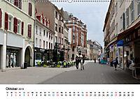 Saargemünd - Grenzstadt mit Charme (Wandkalender 2019 DIN A2 quer) - Produktdetailbild 10
