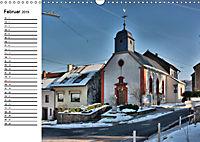 Sa(ar)krale Baukunst - Kapellen im Saarland (Wandkalender 2019 DIN A3 quer) - Produktdetailbild 2