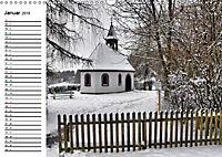 Sa(ar)krale Baukunst - Kapellen im Saarland (Wandkalender 2019 DIN A3 quer) - Produktdetailbild 1