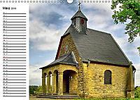Sa(ar)krale Baukunst - Kapellen im Saarland (Wandkalender 2019 DIN A3 quer) - Produktdetailbild 3