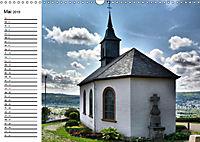 Sa(ar)krale Baukunst - Kapellen im Saarland (Wandkalender 2019 DIN A3 quer) - Produktdetailbild 5