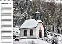 Sa(ar)krale Baukunst - Kapellen im Saarland (Wandkalender 2019 DIN A3 quer) - Produktdetailbild 12