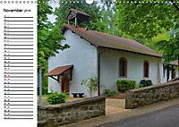 Sa(ar)krale Baukunst - Kapellen im Saarland (Wandkalender 2019 DIN A3 quer) - Produktdetailbild 11