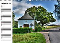 Sa(ar)krale Baukunst - Kapellen im Saarland (Wandkalender 2019 DIN A3 quer) - Produktdetailbild 9