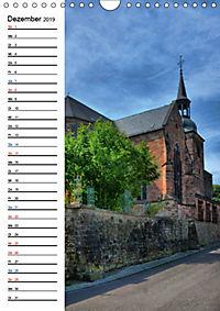 Sa(ar)krale Baukunst - Kirchenbauten im Saarland (Wandkalender 2019 DIN A4 hoch) - Produktdetailbild 12