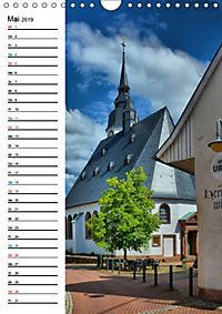 Sa(ar)krale Baukunst - Kirchenbauten im Saarland (Wandkalender 2019 DIN A4 hoch) - Produktdetailbild 5