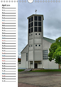 Sa(ar)krale Baukunst - Kirchenbauten im Saarland (Wandkalender 2019 DIN A4 hoch) - Produktdetailbild 4