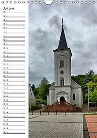 Sa(ar)krale Baukunst - Kirchenbauten im Saarland (Wandkalender 2019 DIN A4 hoch) - Produktdetailbild 7
