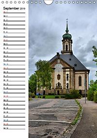 Sa(ar)krale Baukunst - Kirchenbauten im Saarland (Wandkalender 2019 DIN A4 hoch) - Produktdetailbild 9