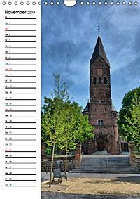 Sa(ar)krale Baukunst - Kirchenbauten im Saarland (Wandkalender 2019 DIN A4 hoch) - Produktdetailbild 11