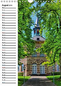 Sa(ar)krale Baukunst - Kirchenbauten im Saarland (Wandkalender 2019 DIN A4 hoch) - Produktdetailbild 8