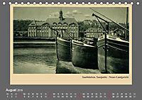 Saarland - vunn domols (frieher) (Tischkalender 2019 DIN A5 quer) - Produktdetailbild 1