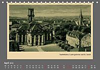 Saarland - vunn domols (frieher) (Tischkalender 2019 DIN A5 quer) - Produktdetailbild 3