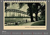 Saarland - vunn domols (frieher) (Tischkalender 2019 DIN A5 quer) - Produktdetailbild 11
