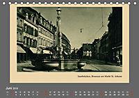 Saarland - vunn domols (frieher) (Tischkalender 2019 DIN A5 quer) - Produktdetailbild 6