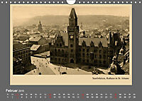 Saarland - vunn domols (frieher) (Wandkalender 2019 DIN A4 quer) - Produktdetailbild 2