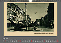 Saarland - vunn domols (frieher) (Wandkalender 2019 DIN A4 quer) - Produktdetailbild 6