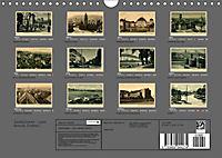 Saarland - vunn domols (frieher) (Wandkalender 2019 DIN A4 quer) - Produktdetailbild 13