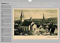 Saarland - vunn domols (frieher) (Wandkalender 2019 DIN A4 quer) - Produktdetailbild 10