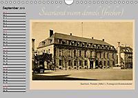 Saarland - vunn domols (frieher) (Wandkalender 2019 DIN A4 quer) - Produktdetailbild 9