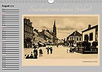 Saarland - vunn domols (frieher) (Wandkalender 2019 DIN A4 quer) - Produktdetailbild 8