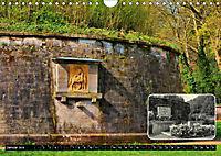 Saarlouis - einst und heute (Wandkalender 2019 DIN A4 quer) - Produktdetailbild 1