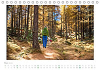 saas fee (Tischkalender 2019 DIN A5 quer) - Produktdetailbild 5