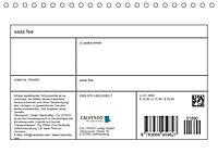 saas fee (Tischkalender 2019 DIN A5 quer) - Produktdetailbild 13