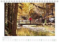 saas fee (Tischkalender 2019 DIN A5 quer) - Produktdetailbild 9