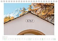 saas fee (Tischkalender 2019 DIN A5 quer) - Produktdetailbild 6