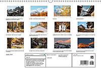 saas fee (Wandkalender 2019 DIN A3 quer) - Produktdetailbild 13